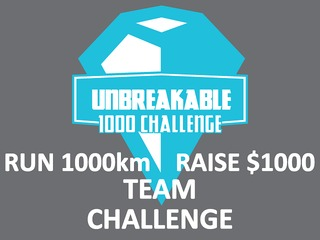 Unbreakable 1000 Run Challenge - For Teams!