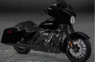 Harley Davidson Bike Giveaway