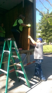 Donation Drive- Kansas City Credit Union