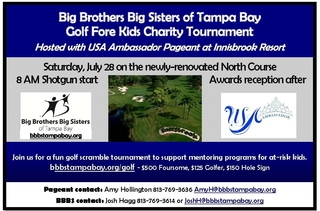 Golf Fore Kids 2018