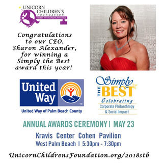 United Way Simply the Best | Annual Awards Ceremony
