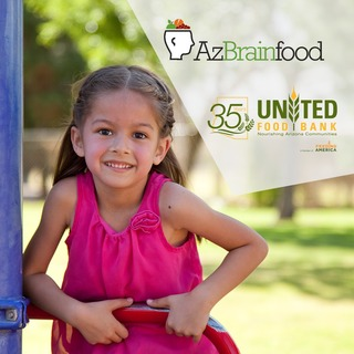 Arizona Brainfood and United Food Bank backpack meals