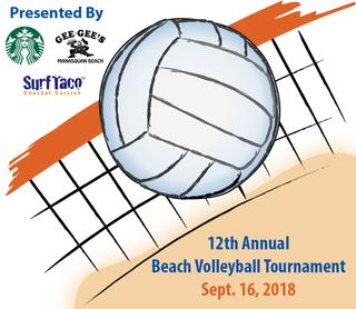 12th Annual Beach Volleyball Tournament