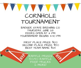 HYP Cornhole Tournament
