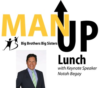Man Up Lunch