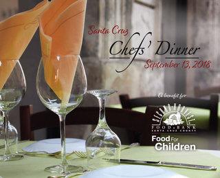Santa Cruz Chefs' Dinner 2018