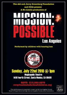 Mission POSSIBLE - LA 2018