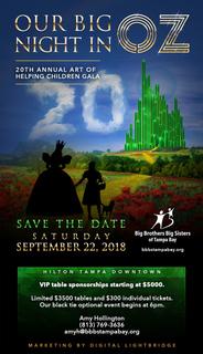 Art of Helping Children Gala 2018