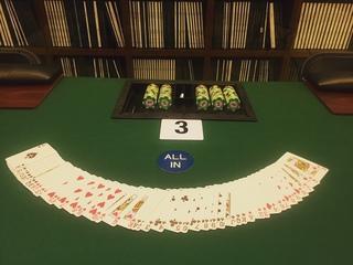 3rd Annual Texas Hold 'Em Poker Tournament