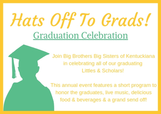 Hats off to Grads! Graduation Celebration 2019