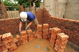 Paul and Pete Build Homes in Vietnam