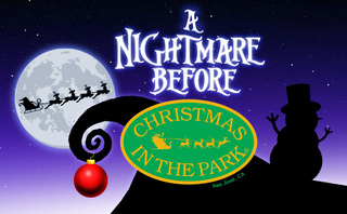 A Nightmare Before Christmas in the Park