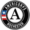 Rochester AmeriCorps Build Day with Habitat