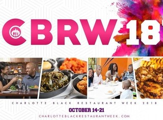 Charlotte Black Restaurant Week Black Food Truck Friday @  the Gantt Center