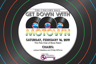 The Unicorn Ball: Get Down with Motown