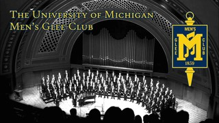 UM Men's Glee Club vs. OSU Men's Glee Club Canned Food Drive