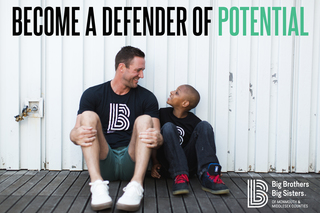 BECOME A DEFENDER OF POTENTIAL