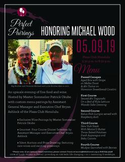 Oahu Perfect Pairings 2019