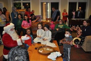 Celebrating Families this Holiday Season