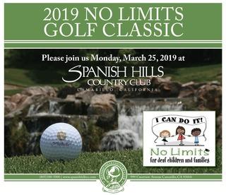 No Limits Golf Classic 2019