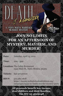 No Limits Murder Mystery Party