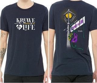 Krewe De Life T-Shirt