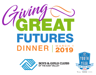 Giving Great Futures Dinner