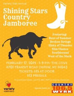 Shining Stars Country Jamboree