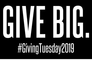 Giving Tuesday 2019 benefiting Big Brothers Big Sisters of Greater Cincinnati...
