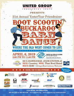 21st Annual YesterYear Fundraiser