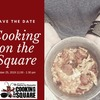 Cooking on the Square Cooks Registration