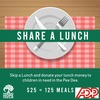 ADP Share a Lunch Fundraiser for Harvest Hope