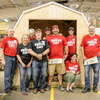 Stark Community Foundation - Shed Building Volunteer Experience