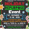 Holiday Repurpose Event 2019