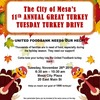 Turkey Tuesday by City of Mesa