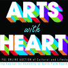 ARTS WITH HEART: An Art-Full Online Auction