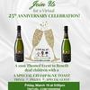 25th Anniversary Wine Event