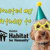 Happy Birthday Fundraiser