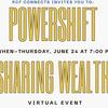 Power Shift: Sharing Wealth
