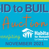 Bid to Build Auction Donations