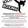 UBC United Way Kickboxing with Sarah DeLorenzo