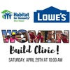 Lowe's of Kona Women Build Painting Clinic