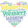 VOLUNTEERS ROCK!  LET'S MAKE A DIFFERENCE TOGETHER!
