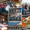 Thanksgiving Day with Habitat at Harbor Docks