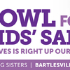 Bowl For Kids' Sake 2018 BARTLESVILLE