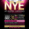New Year's Eve 2018 Austin Landing- Volunteer Sign Up