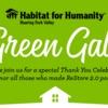 Habitat's Green Gala