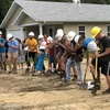 2018-19 Tipton High School Build