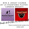 Win a Phantoms Jersey to benefit BBBSLV