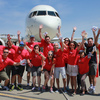 2018 UPS and United Way Plane Pull